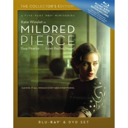 Mildred Pierce Blu-ray Cover