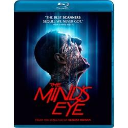Mind's Eye Blu-ray Cover