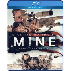 Mine Blu-ray Cover