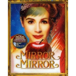 Mirror Mirror Blu-ray Cover