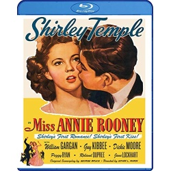 Miss Annie Rooney Blu-ray Cover