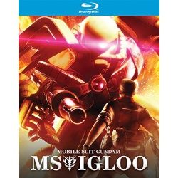 Mobile Suit Gundam: MS Igloo Blu-ray Cover