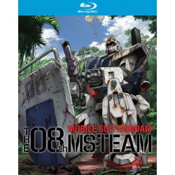 Mobile Suit Gundam: The 08th MS Team Blu-ray Cover