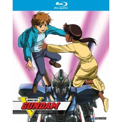Mobile Suit V Gundam: Collection 2 Blu-ray Cover