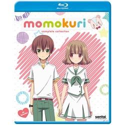 Momokuri Blu-ray Cover