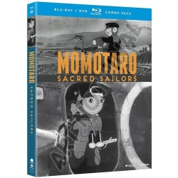 Momotaro: Sacred Sailors Blu-ray Cover