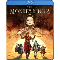 Monkey King 2 Blu-ray Cover