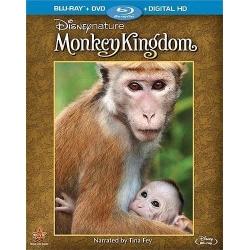 Monkey Kingdom Blu-ray Cover