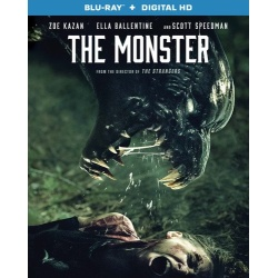 Monster Blu-ray Cover