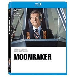 Moonraker Blu-ray Cover