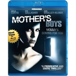 Mother's Boys Blu-ray Cover