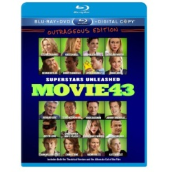 Movie 43 Blu-ray Cover