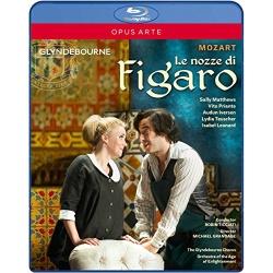 Mozart: Le Nozze di Figaro Blu-ray Cover