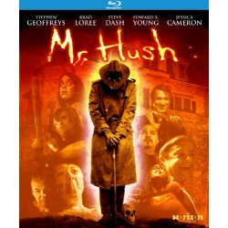 Mr. Hush Blu-ray Cover