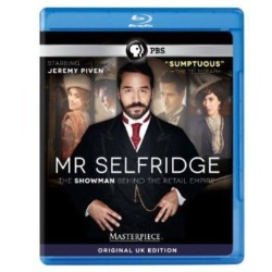 Mr. Selfridge Blu-ray Cover