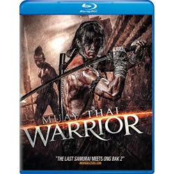 Muay Thai Warrior Blu-ray Cover