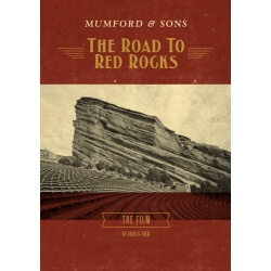 Mumford & Sons: The Road to Red Rocks Blu-ray Cover