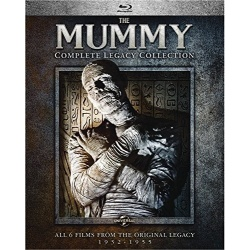 Mummy: Complete Legacy Collection Blu-ray Cover