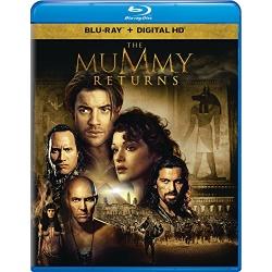 Mummy Returns Blu-ray Cover
