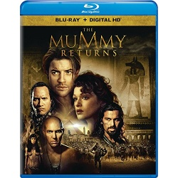 Mummy Returns Blu-ray Cover