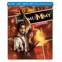 Mummy Blu-ray Cover