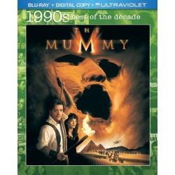 Mummy Blu-ray Cover