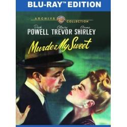 Murder, My Sweet Blu-ray Cover