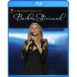 MusiCares Tribute to Barbra Streisand Blu-ray Cover