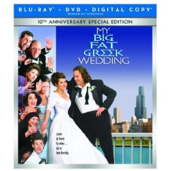 My Big Fat Greek Wedding Blu-ray Cover