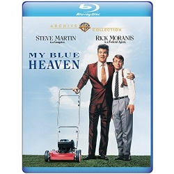My Blue Heaven Blu-ray Cover