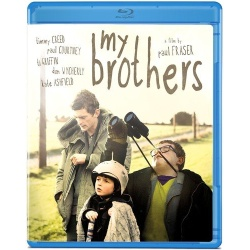 My Brothers Blu-ray Cover