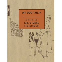 My Dog Tulip Blu-ray Cover