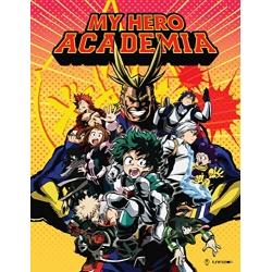 My Hero Academia: Season 1 Blu-ray Cover
