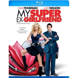 My Super Ex-Girlfriend Blu-ray Cover