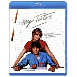 My Tutor Blu-ray Cover