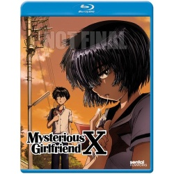 Mysterious Girlfriend X: The Complete Collection Blu-ray Cover