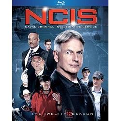 NCIS: The Twelfth Season Blu-ray Cover