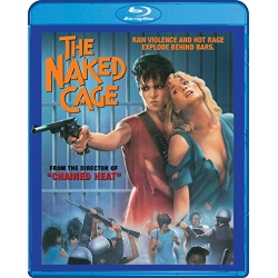 Naked Cage Blu-ray Cover