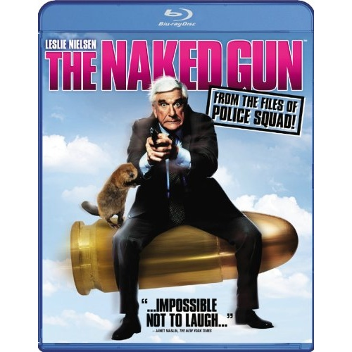 The Naked Gun From the Files of Police Squad DVD Leslie