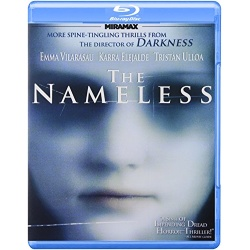 Nameless Blu-ray Cover
