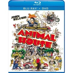 National Lampoon's Animal House Blu-ray Cover