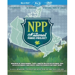 National Parks Project Blu-ray Cover