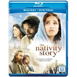 Nativity Story Blu-ray Cover