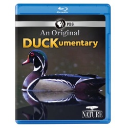 Nature: An Original Duckumentary Blu-ray Cover