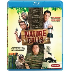Nature Calls Blu-ray Cover