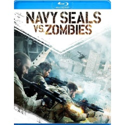Navy Seals vs. Zombies Blu-ray Cover