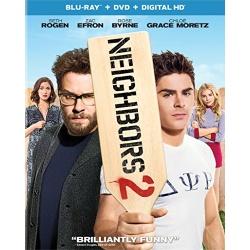 Neighbors 2: Sorority Rising Blu-ray Cover