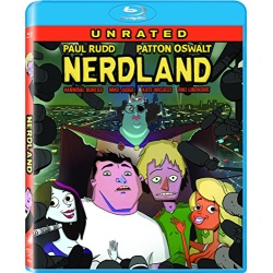 Nerdland Blu-ray Cover