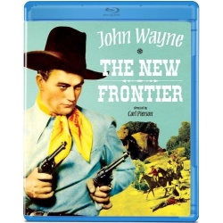New Frontier Blu-ray Cover