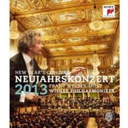 New Year's Concert 2013 Blu-ray Cover